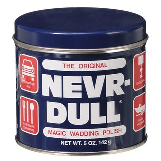 Nevr-dull Nevr-dull magic wadding polish
