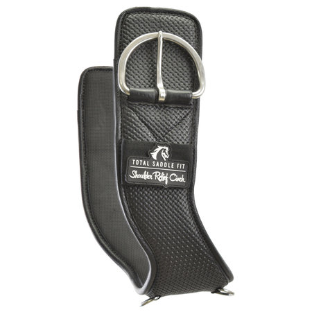 Total Saddle Fit Shoulder Relief Cinch