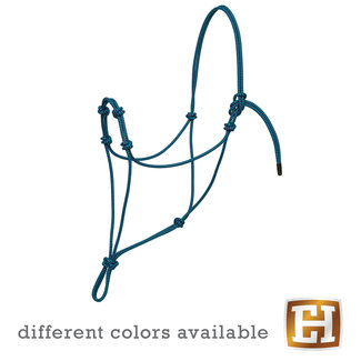 Weaver Leather Silvertip Four Knot Rope Halter