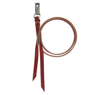 Classic Equine Saddle Strings, one piece