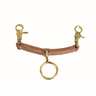 Western Rawhide Lunging Bit Connector