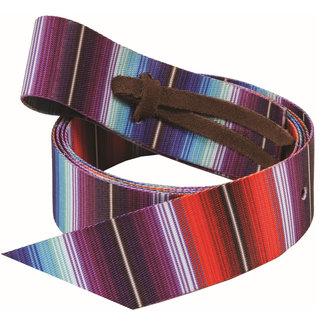 Mustang Fashion Print Nylon Tie Strap