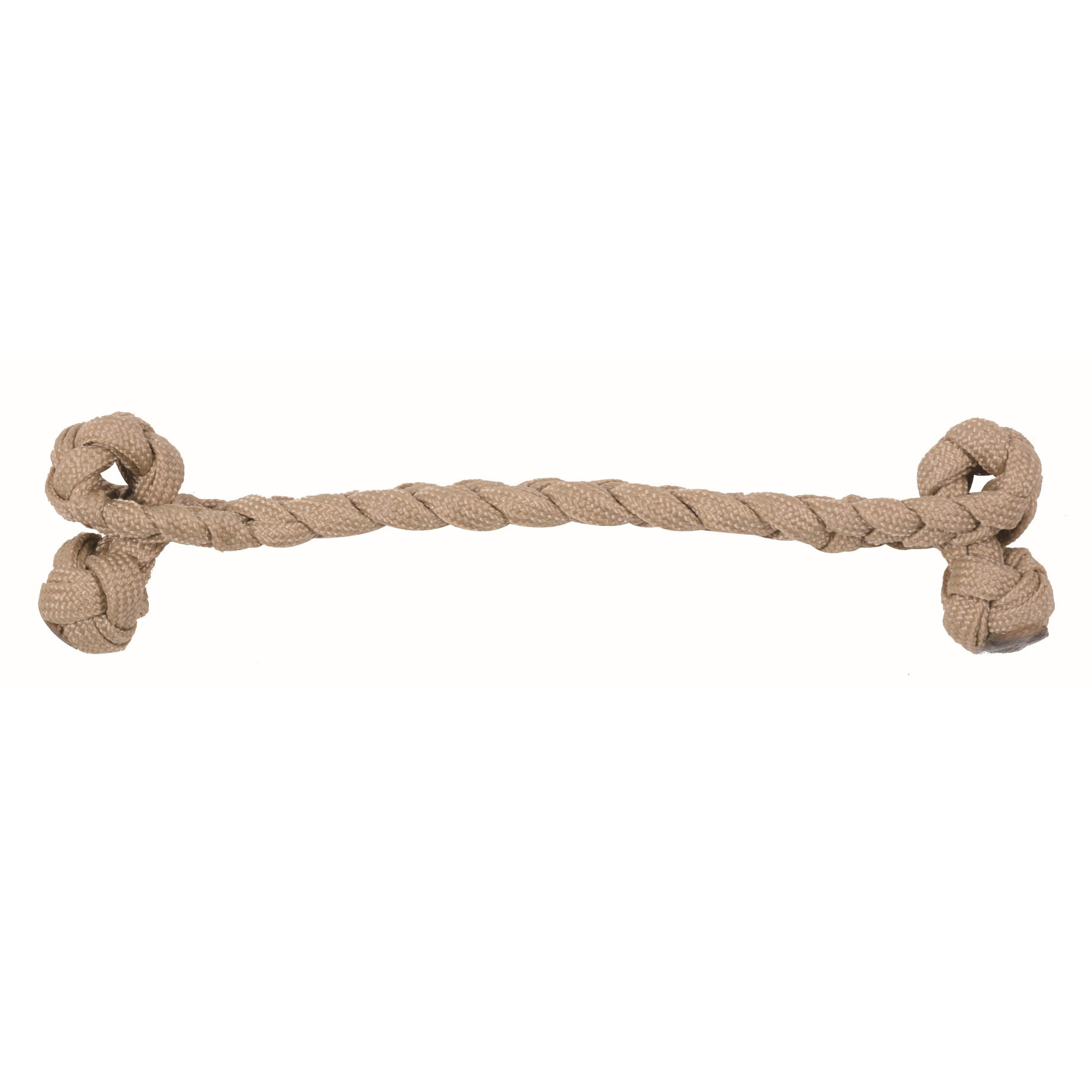 Western Rawhide Braided nylon slobber strap