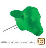 Rattler Calf Head
