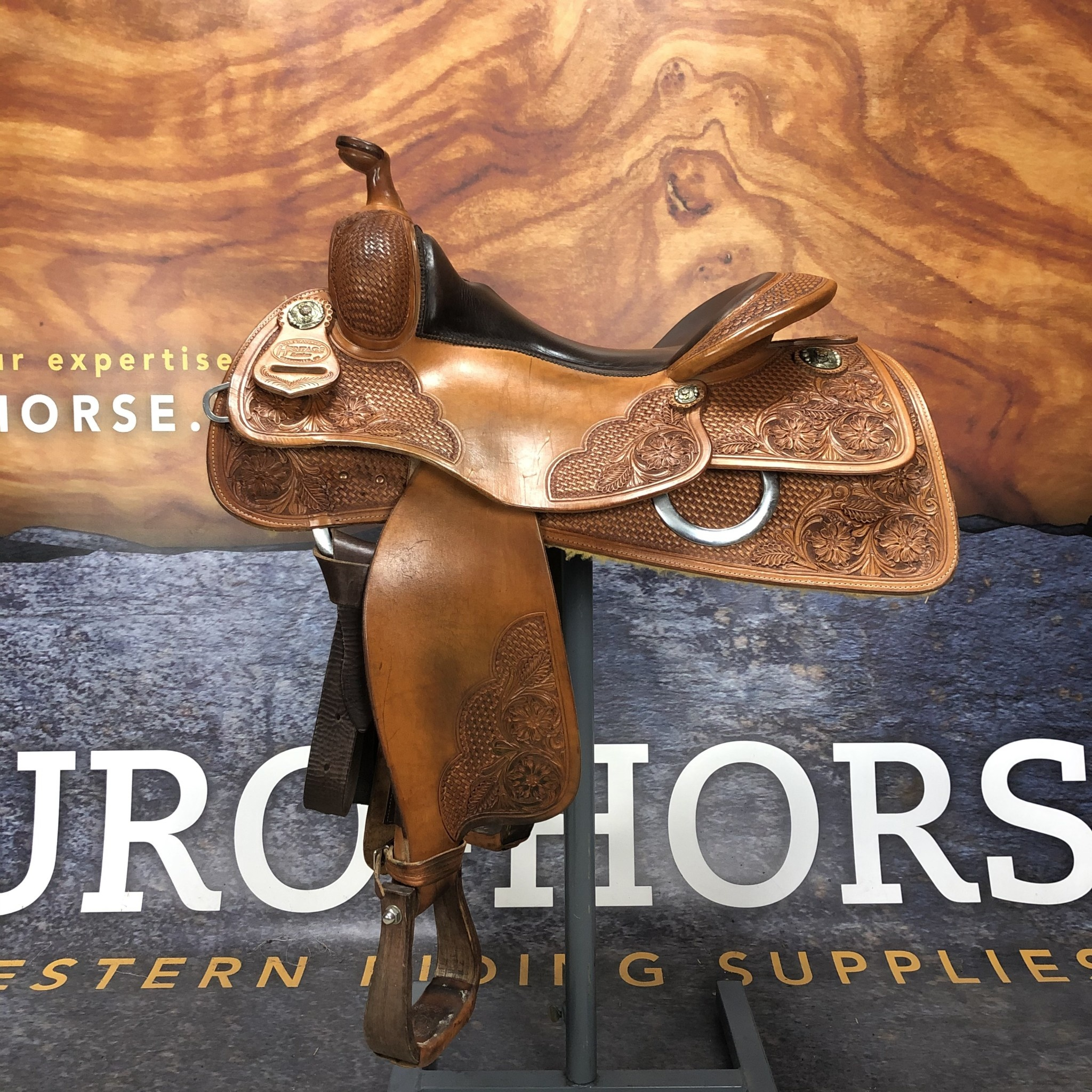 Jim Taylor Custom saddle # Jim Taylor dell hendriks