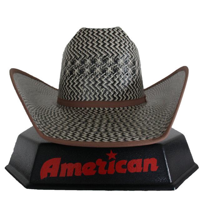 American Hat Company Three Tone Hat