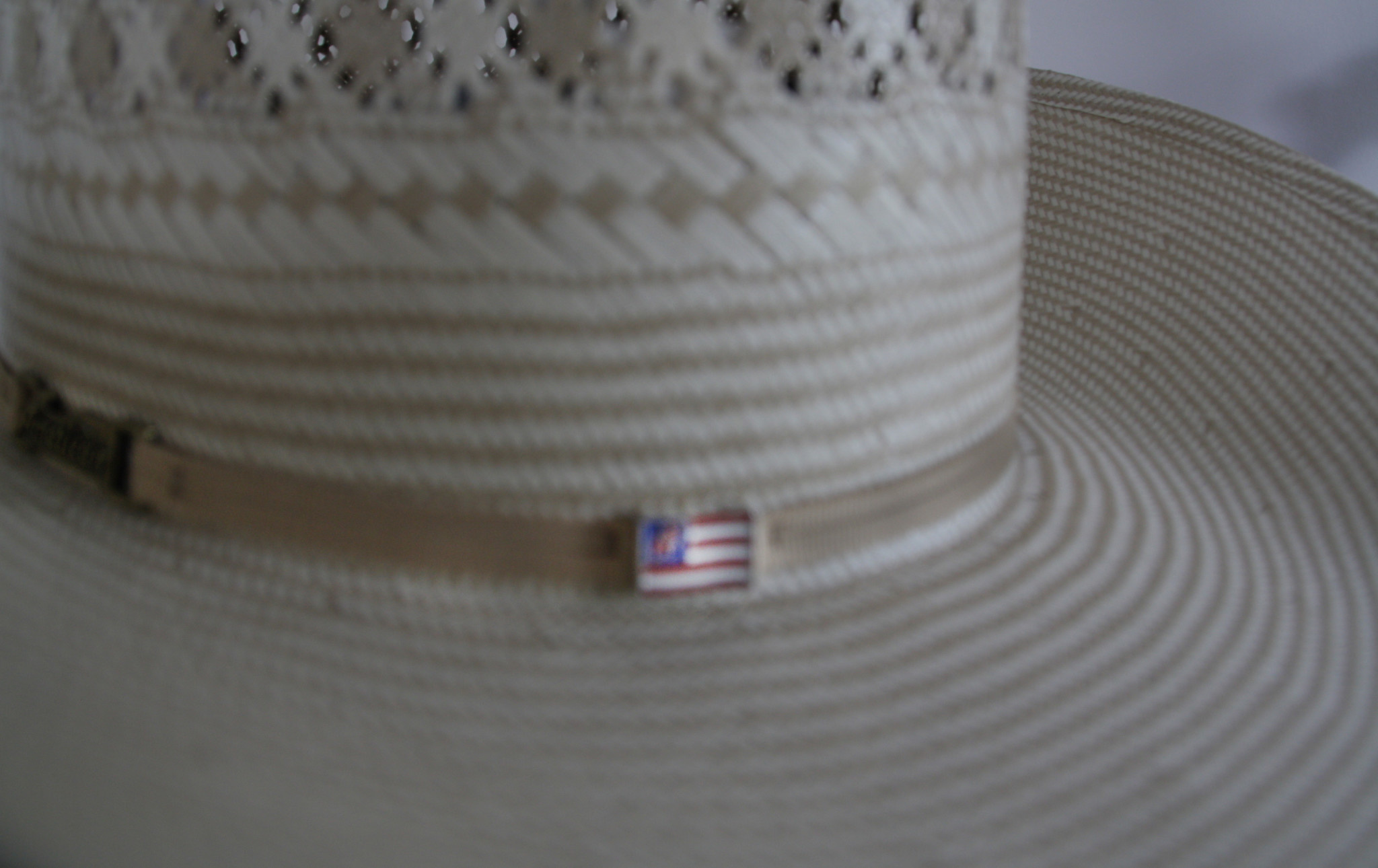 American Hat Company Celebrating With Champagne Hat