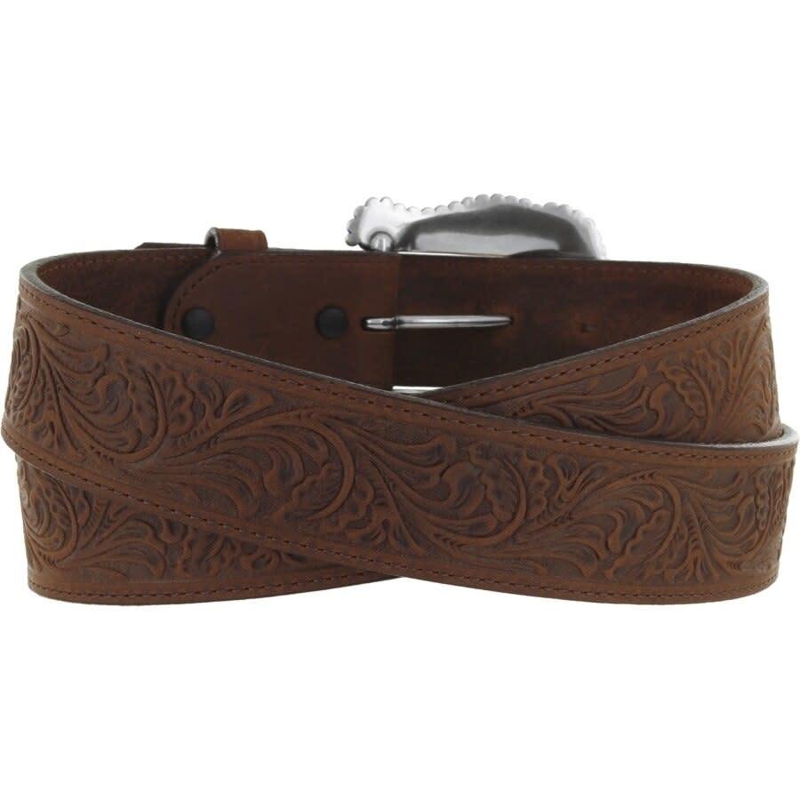 Tony Lama Layla belt Aged Bark