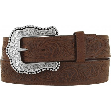 Tony Lama Layla belt Aged Bark