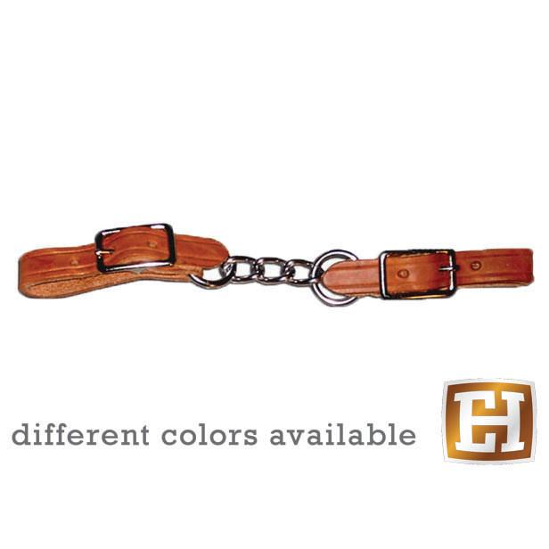 Berlin custom leather Kleine gedraaide ketting kinketting