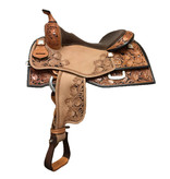 Jim Taylor Custom saddle Jim Taylor example saddle 7