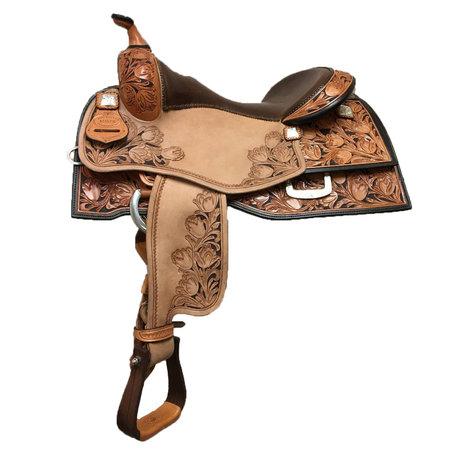 Jim Taylor Custom saddle Jim Taylor example saddle 7