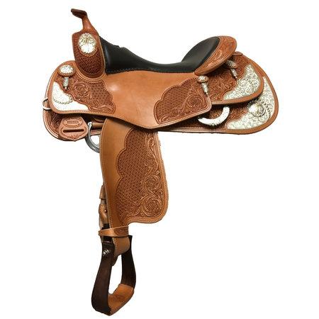 Jim Taylor Custom saddle Jim Taylor example saddle 8