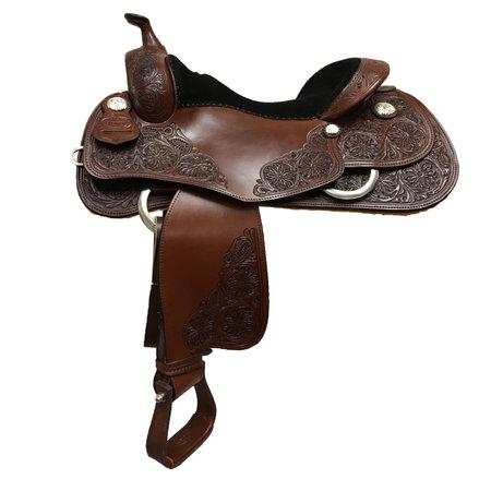 Jim Taylor Custom saddle Jim Taylor example saddle 3