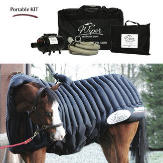 wiper Wiper horse dryer / föhndeken