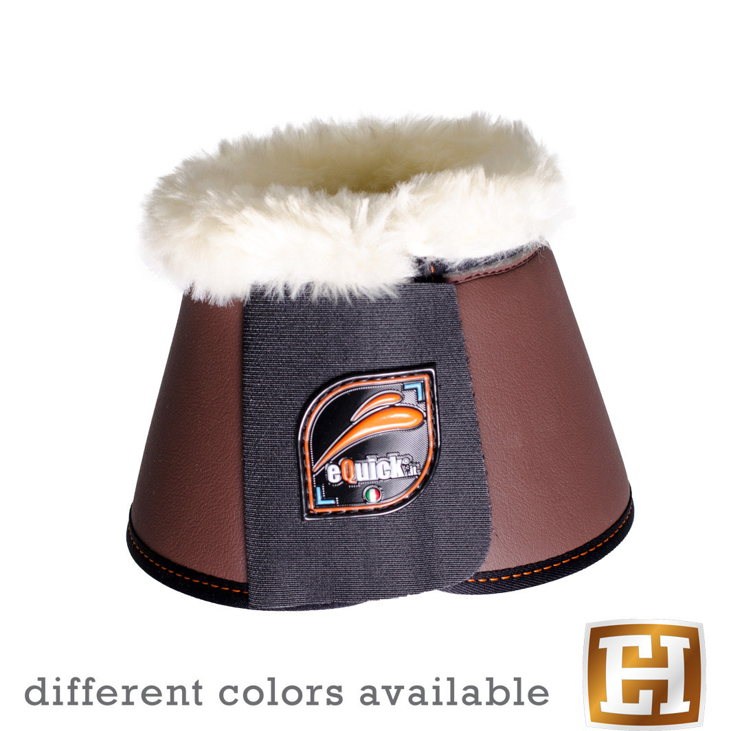 eQuick eOverreach bell boots