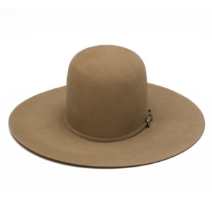 Greeley Hat Pure beaver