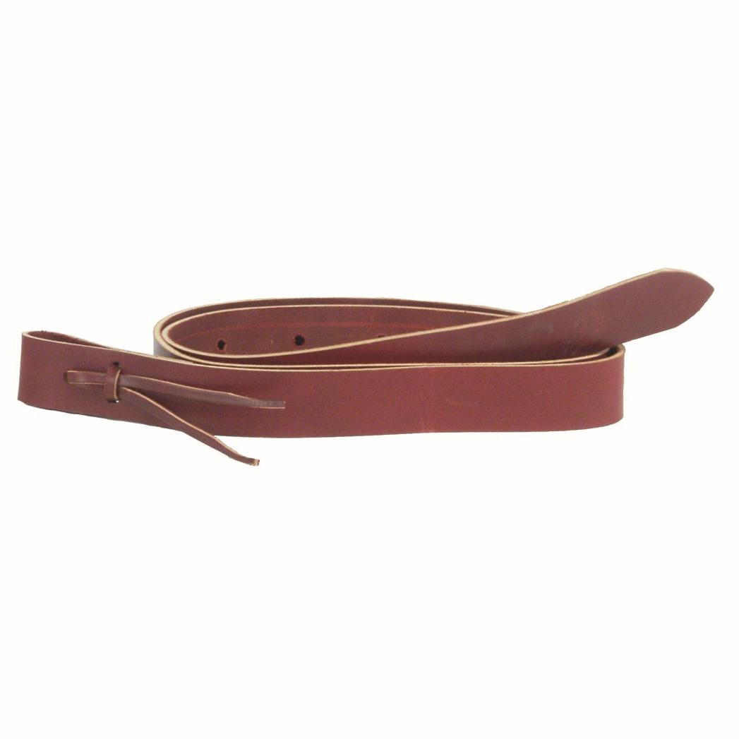 Western Rawhide Latigo Tie Strap 1-3/4'' x 6'