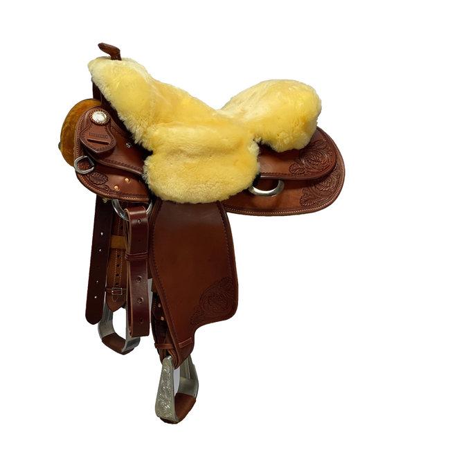 HoluHorse Sheepskin Seat saver