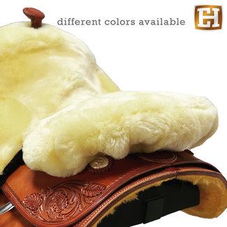 HoluHorse Sheepskin-Seat saver