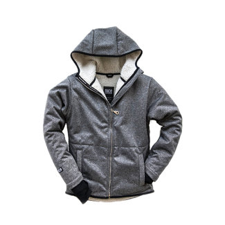 Nice Horse Fashion Stormlock SHERPA Grey Melange