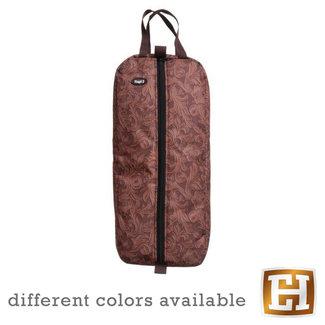 Tough1 Gevoerde Halter/Bridle Bag met Print