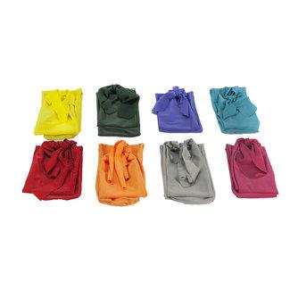 Tough1 Lycra tail bag uni color
