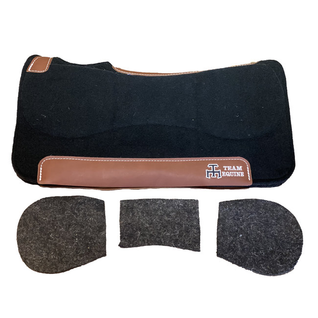 Team Equine Select A Fit Saddle Pad