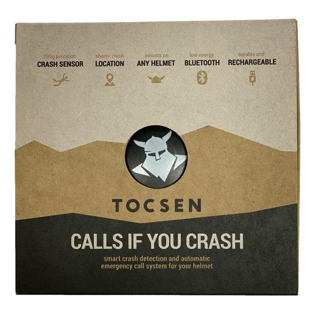 Uvex Tocsen Precision Crash Sensor