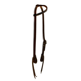 Cowperson Tack Cowboy headstall slide ear