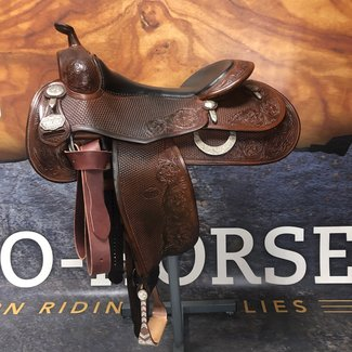 AM superior saddlery Superior reiner