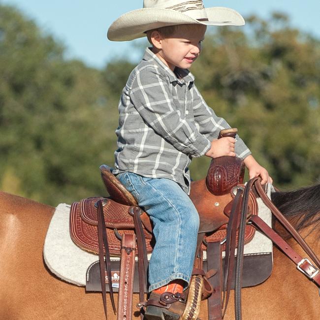 Classic Equine Kid Felt