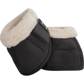 Classic Equine Dy No-Turn Fleece Bell Boot