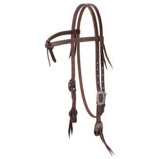 Weaver Leather Futurity Knot Ranchman Hoofdstel