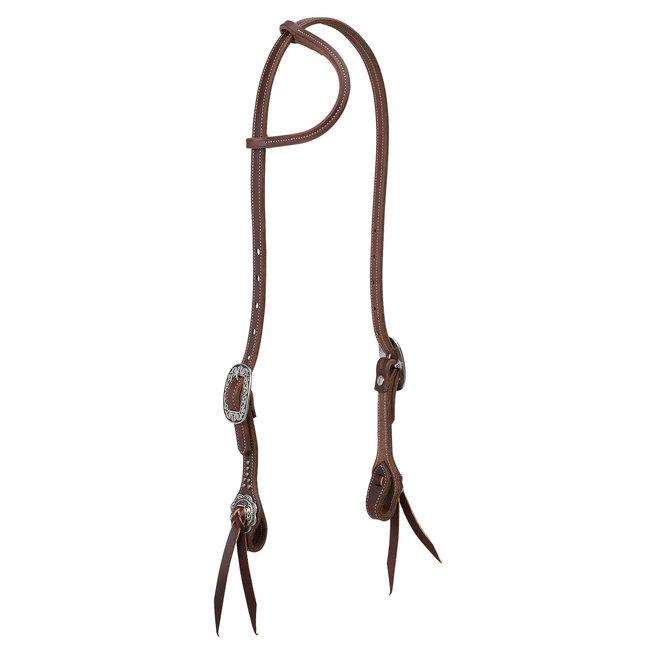 Weaver Leather Sliding Ear Ranchman Hoofdstel
