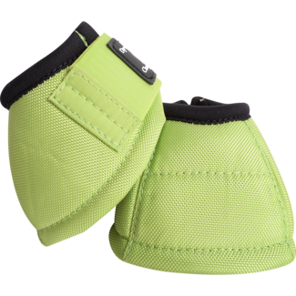 Classic Equine Dy-No Turn Bell Boot 2020 Lime green M