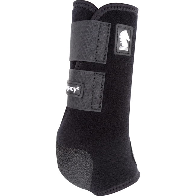 Classic Equine Legacy Boot Front Solid