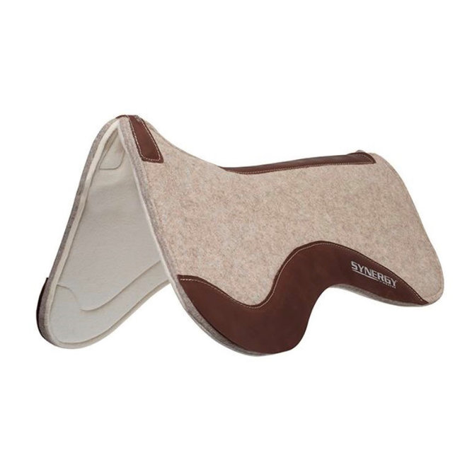 Weaver Leather Synergy  Close Contact Pad