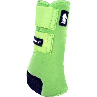 Classic Equine Legacy2 system Front 2020 Lime Green M