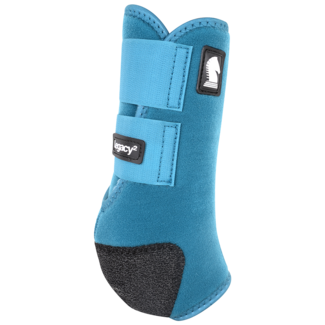 Classic Equine Legacy2 system Front 2020 Teal M