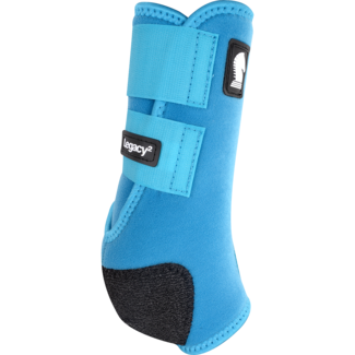 Classic Equine Legacy2 system Front 2020 Turquoise M