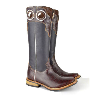 Secchiari Pecos Dattero Buckaroo Boots