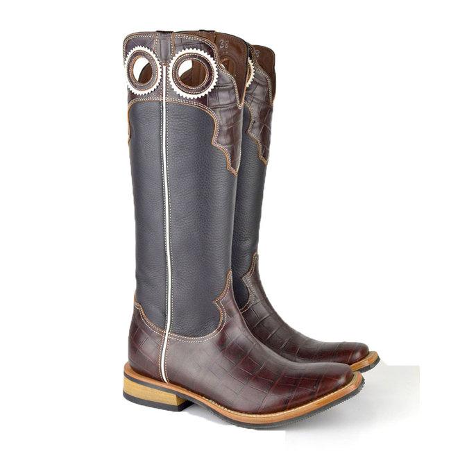 Secchiari Pecos Dattero Brown Boots