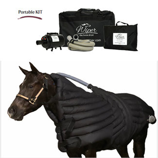 wiper Wiper 2.0 horse dryer complete set