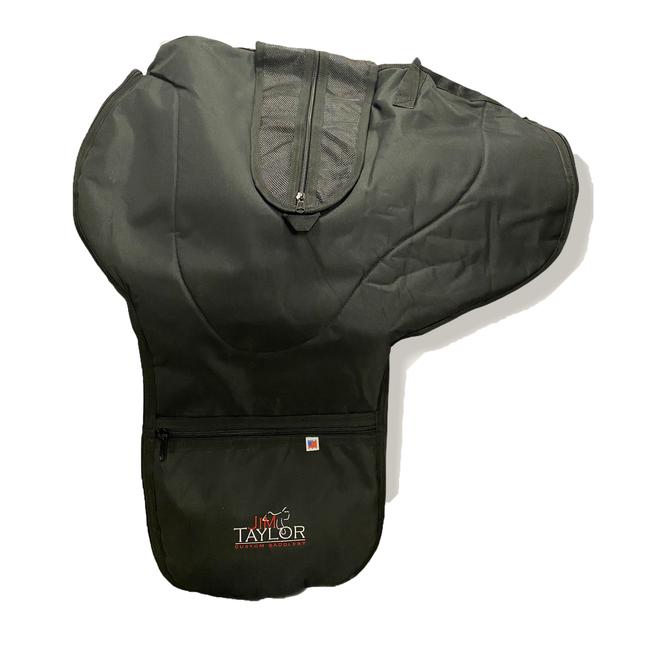 Jim Taylor Custom saddle Saddle Carrying Bag with Jim Taylor Logo