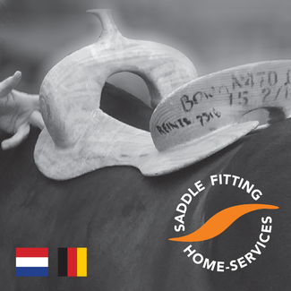 Euro-Horse western riding supplies Saddle fitting service Netherlands and Belgium