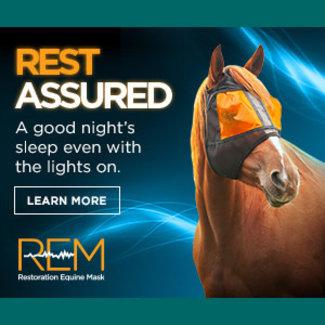 Xpertequine Test REM Restoration Equine Mask