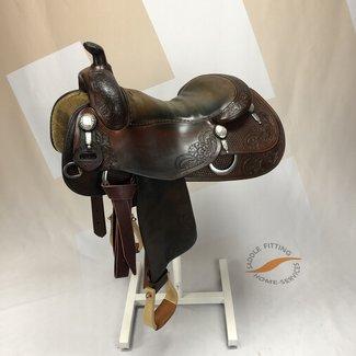 Bobs Custome saddles # Bob Avila costum made