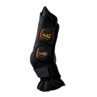 eQuick Stable Boots Aero-Magneto Test Front S