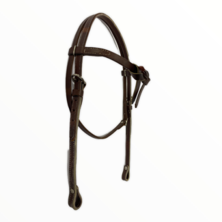 Continental Continental Futurity Knot Headstall